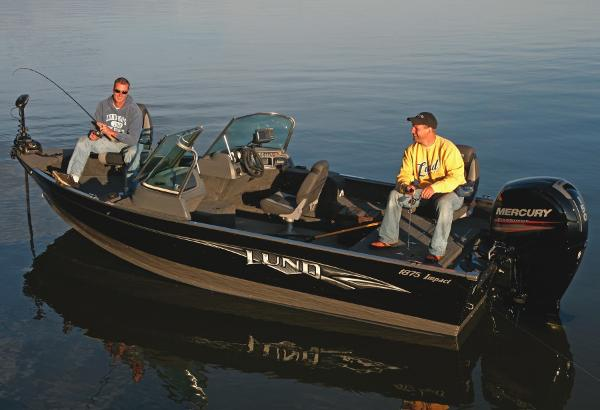 Lund 1875 Impact Boats For Sale