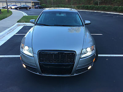 Audi : A6 Base Sedan 4-Door 2006 audi a 6 quattro base sedan 4 door 3.2 l