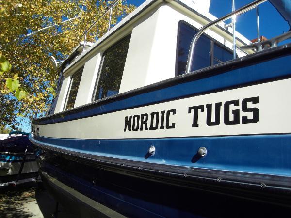 1996 Nordic Tugs 32