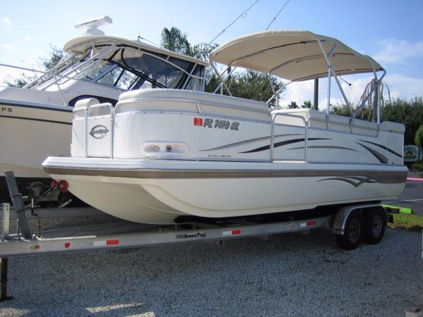 2007 Hurricane Deck Boat Boats For Sale