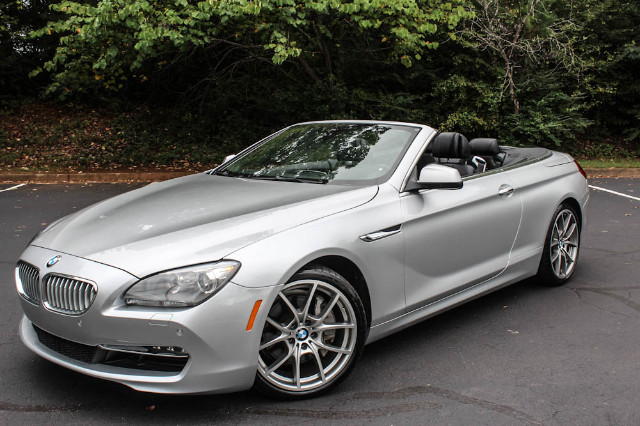 2012 BMW 650 650i 2dr Convertible