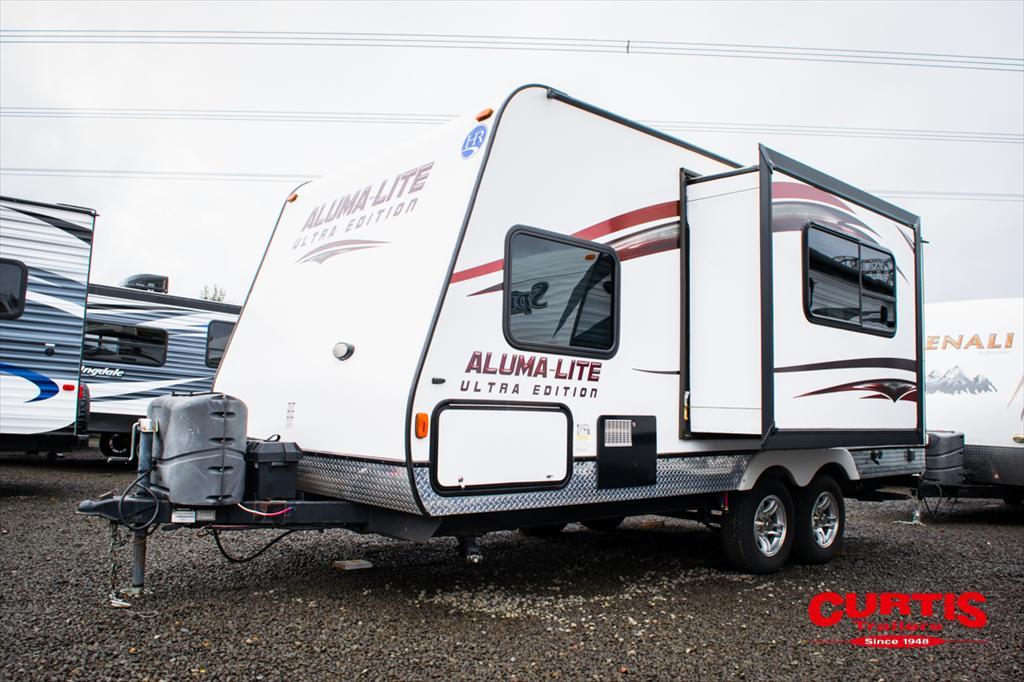 Holiday rambler aluma lite ultra 177ss rvs for sale for Holiday rambler motor homes