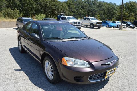 2003 Chrysler Sebring LX Graham, TX