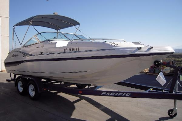 Godfrey hurricane sundeck boats for sale for Hurricane sundeck for sale