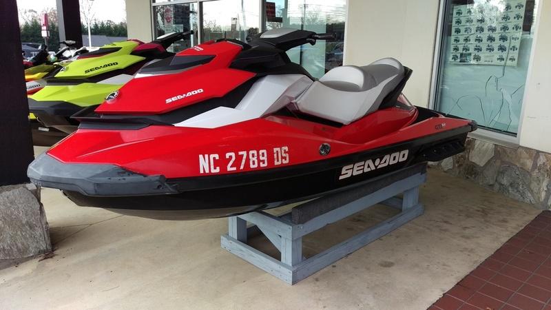 2013 Sea-Doo GTX 215