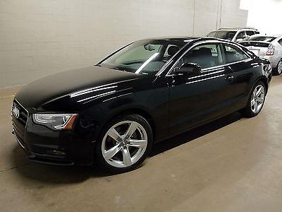 Audi : A5 Premium Plus 2013 audi a 5 premium plus fully loaded very clean