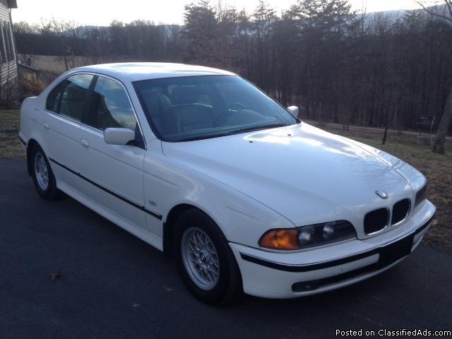 1998 BMW