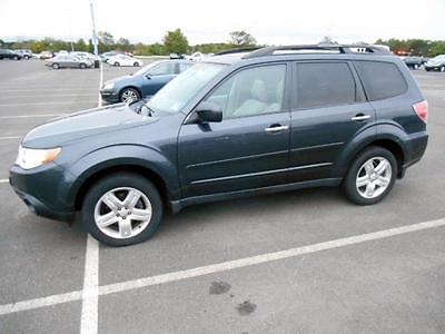 Subaru : Forester 2009 SUBARU FORESTER PREMIUM WAGON,ALL WHEEL,B/O ! 2009 subaru forester x premium all wheel drive moonroof all power winter ready
