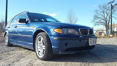 BMW : 3-Series 2003 bmw 325 xi wagon drives great