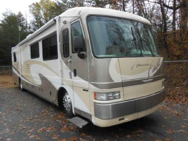 1998 American Coach American Eagle RVs 40EVS