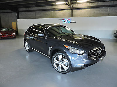 Infiniti : FX FX35 Luxury SUV 2009 infiniti fx 35 loaded navigation back up cam heated cooled seats clean