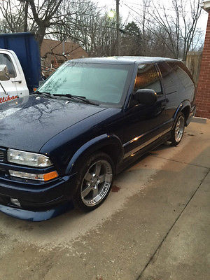 Chevrolet : Blazer LOWERED CHEVY BLAZER 66K MILES