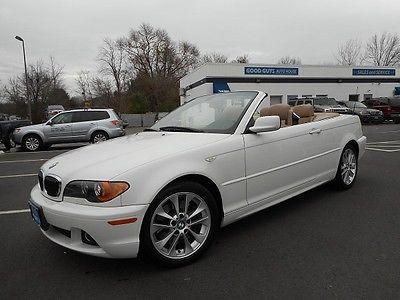 BMW : 3-Series 330CI 2004 bmw 330 ci convertible