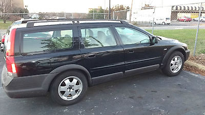 Volvo : V70 CROSS COUNTRY 2002 volvo v 70 cross country