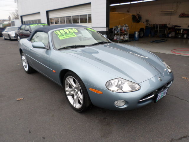 Jaguar : XK 2dr Conv XK8 2003 jaguar xk 8 convertible 31.000 miles