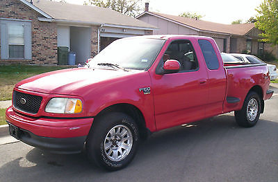 Ford : F-150 XLT Extended Cab Pickup 4-Door 2002 ford f 150 excab