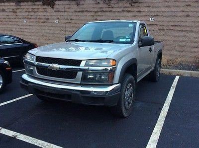 Chevrolet : Colorado LS Z85 2005 chevrolet ls z 85