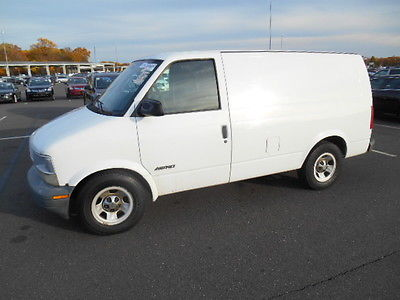 Chevrolet : Astro CHEVY ASTRO EXTENDED CARGO VAN,READY TO WORK !!!!! 2001 chevy astro cargo van ready to work reliable road worthy b o buys van