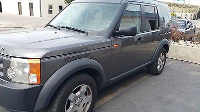 Land Rover : LR3 SE 2005 land rover lr 3 v 6 mechanics special