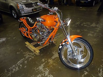 Bourget : Low Blow 2002 bourget bike works low blow custom chopper