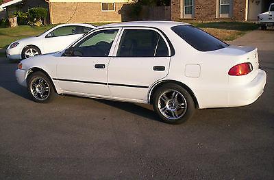 Toyota : Corolla LE Sedan 4-Door 1999 toyota corolla le sedan 4 door 1.8 l