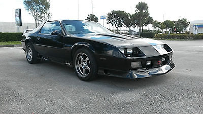Chevrolet : Camaro Z28 Heritage Edition Coupe 2-Door 1992 chevrolet camaro z 28 25 th anniversary 383 engine lots of new parts clean