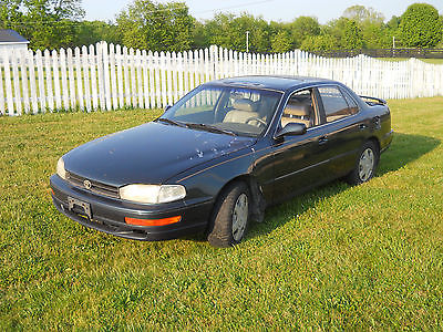 Toyota : Camry XLE 1993 camry must sell