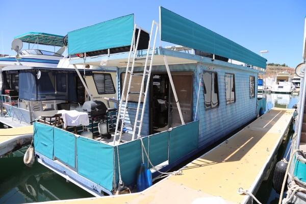 1990 AMERICRAFT Houseboat Full Ownership