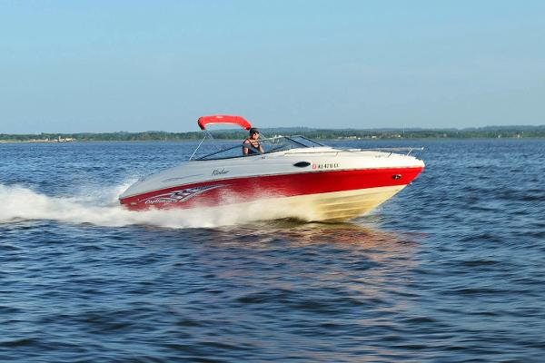 2005 Rinker Captiva 232  Liberty Edition