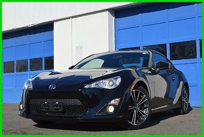Scion : FR-S Fr-S N0T BRZ Automatic Warranty Loaded Save Big Premium Pioneer Audio Bespoke Navigation Full POwer Options 10,000 Mls Excellent