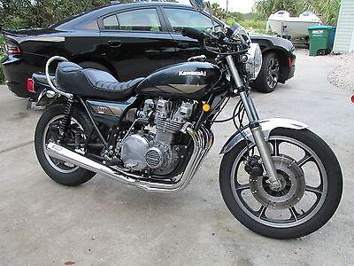 Kawasaki : Other 1979 kawasaki kz 1000 ltd nice original with period performance mods