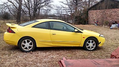 Mercury : Cougar V6 Coupe 2-Door 2000 mercury cougar v 6 coupe 2 door 2.5 l