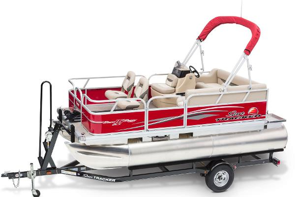 2015 Sun Tracker Bass Buggy 16 DLX ET