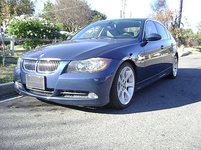 BMW : 3-Series 2006 bmw 330 i premium package sport package