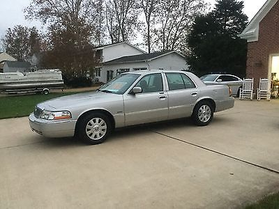 Mercury : Grand Marquis LS Sedan 4-Door 2004 mercury grand marquis ls sedan 4 door 4.6 l