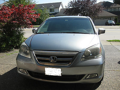 Honda : Odyssey Touring 2007 honda odyssey touring with nav dvd sunroof all in great shape