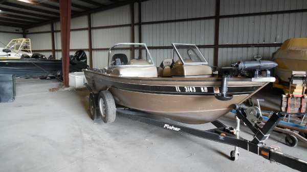 2005 Fisher Hawk 170 Sport