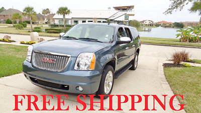 GMC : Yukon 2WD 4dr 1500 SLT w/4SB FREE SHIPPINT MINT XL SLT LEATHER VIEW 100 PICTURES
