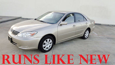 Toyota : Camry 4dr Sedan LE Automatic FREE SHIPPING CAMRY LE  2-OWNER 88K RUNS LIKE NEW FACTORY SECURITY SYSTEM