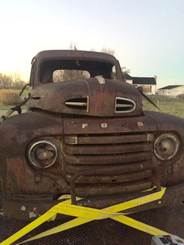 Ford : Other Pickups 1949 ford f 1
