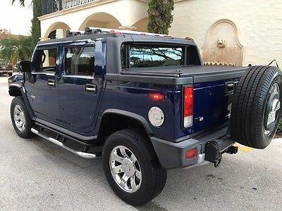 hummer h2 2008 florida cars for sale. Black Bedroom Furniture Sets. Home Design Ideas