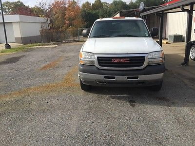 GMC : Sierra 3500 nice truck low miles side damaged fixable