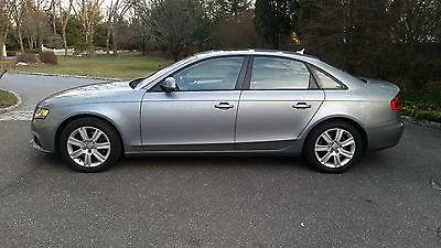 Audi : A4 Premium Package 2009 audi a 4 2.0 t premium quattro