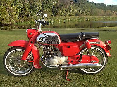 1966 Honda Dream 150 Motorcycles for saleSmartCycleGuide.com
