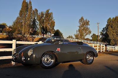 Replica/Kit Makes : Porsche Speedster Outlaw Replica 2 door convertible 1957 porsche 356 speedster outlaw replica