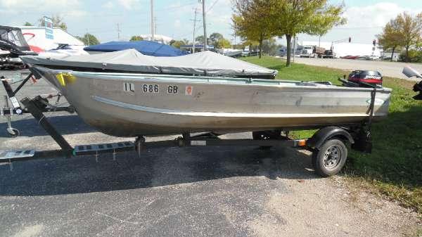 14 V Hull Boats For Sale