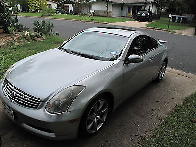Infiniti : G35 2003 infiniti g 35 coupe as nice as you ll find
