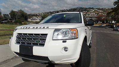 Land Rover : LR2 HSE White 2010 Land Rover LR2 HSE Excellent Condition - wow