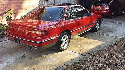 Acura : Legend 1990 acura legend coupe l