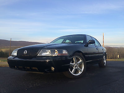Mercury : Marauder MARAUDER 2004 merury marauder sport sedan dohc 4.6 l v 8 runs great low buy it now